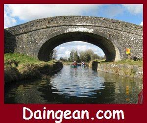 Daingean. County Offaly. Ireland.